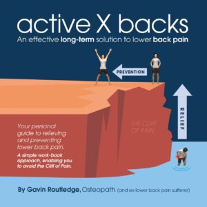 Active X Backs - an effective long-term solution to lower back pain